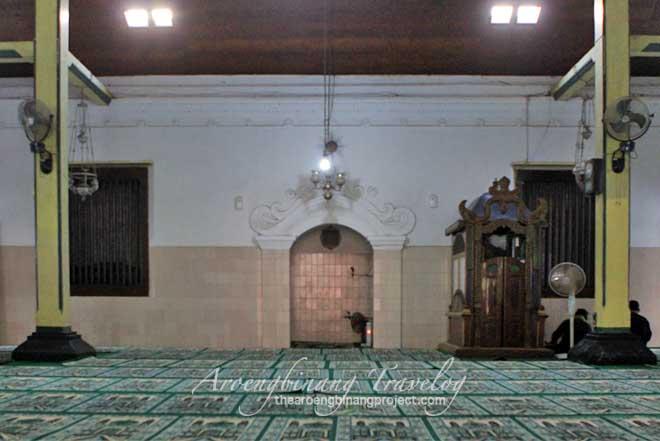 sunan kalijaga mosque kadilangu demak