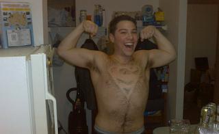 Las peores depilaciones masculinas - Superman