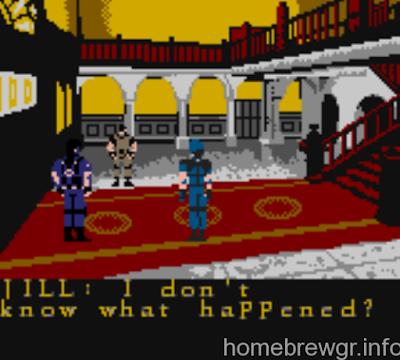 Γνωρίστε το -ακυκλοφόρητο- rom του Resident Evil για το GBC 8