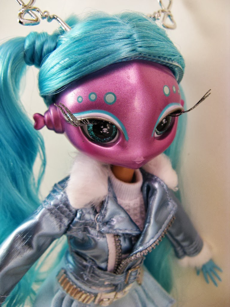 Lemon Dolls Novi Monster High Brids