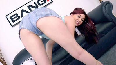 BangCasting – Amber Ivy (Gets It In All Her Holes During Rough Casting Couch Session)