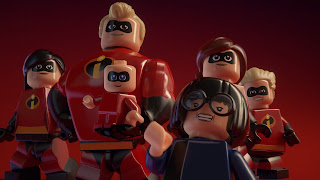 Lego The Incredibles PS Vita Background