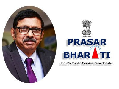 Spotlight : Surya Prakash Reappointed As Prasar Bharati Chairman