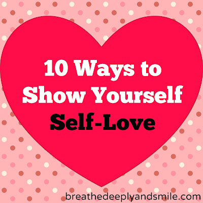 10-ways-to-show-self-love