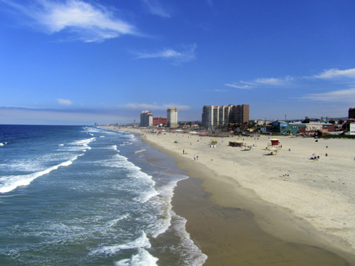 Rosarito Beach Baja California Mexico