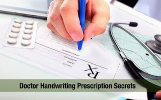 Doctor-shortcut-handwriting , know-what-doctors-write-on-pad, doctor-ki-parchi-ka-jaaj