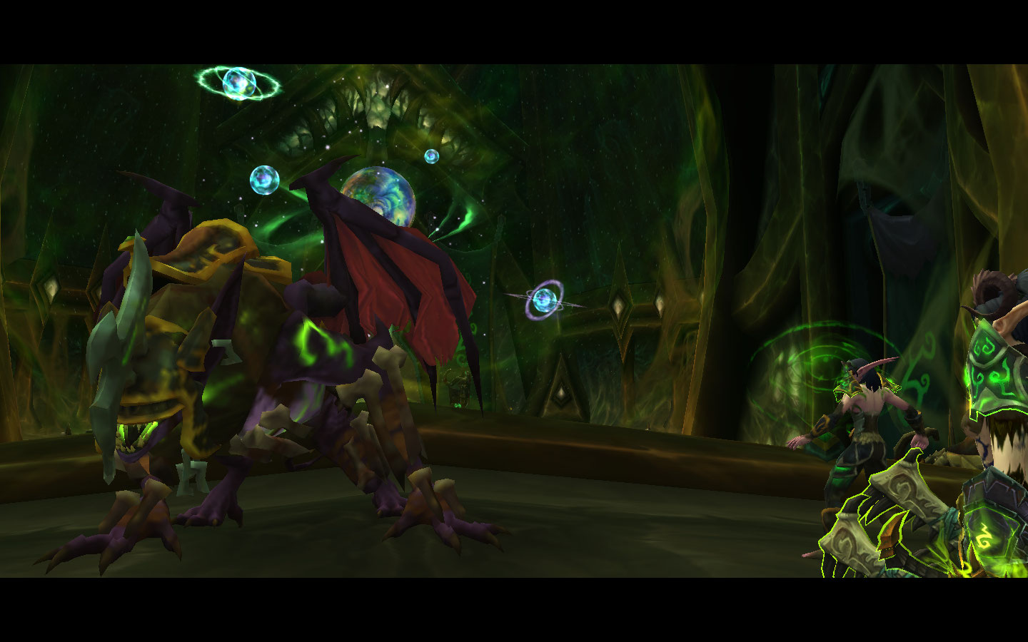 how to get the demon hunter mount