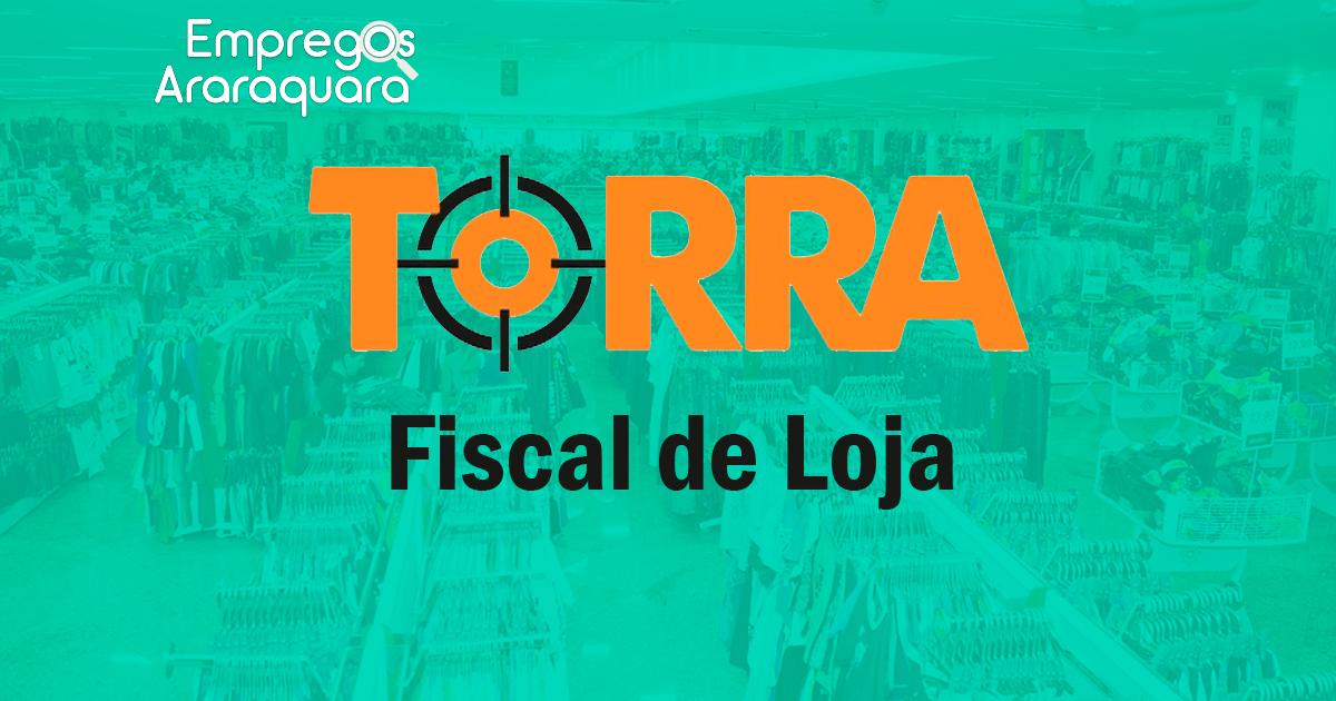FISCAL DE LOJA  | CÓD. 3419