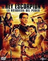 El Rey Escorpion 4: La busqueda del poder (2015) online y gratis