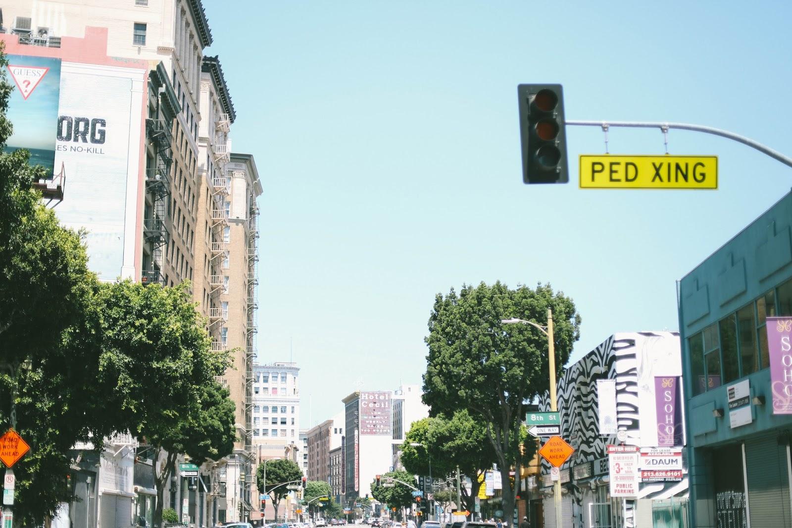 Rues de Los Angeles