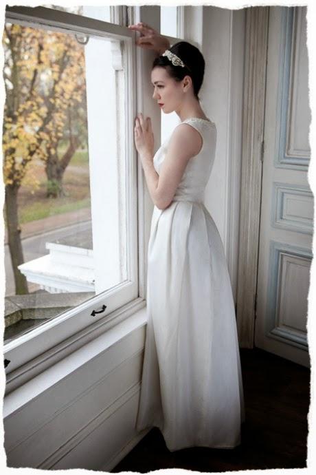 Jackie O Style 1960s Wedding Dress C Hvb Vintage Blog 2017