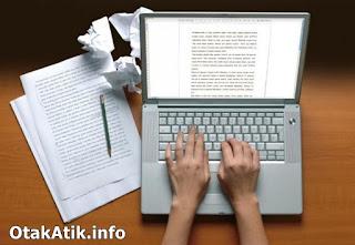 Makalah Bahasa Indonesia Cara Penulisan Surat Resmi, Pribadi dan lainnya dengan benar sesuai EYD