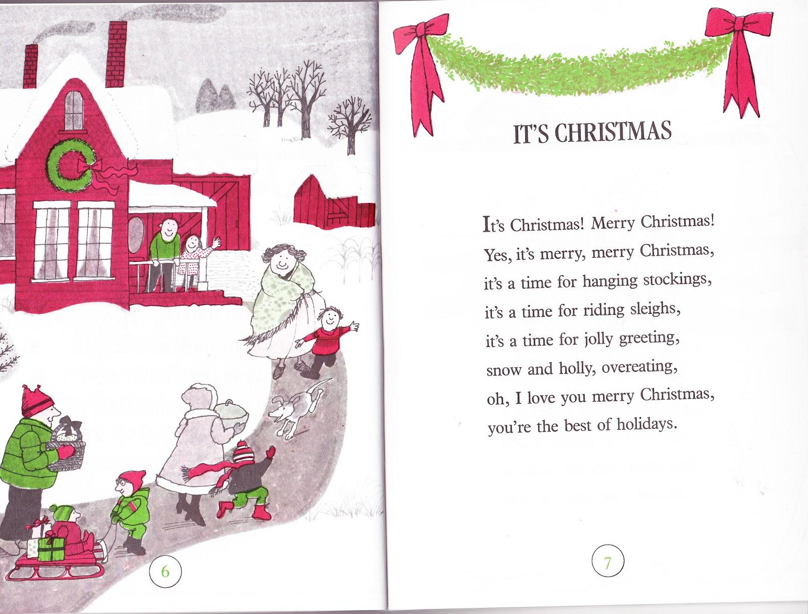 The Marlowe Bookshelf: It's Christmas