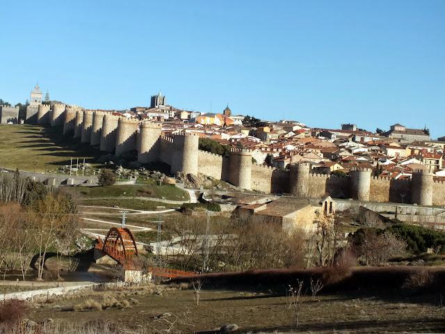 Un día en Ávila