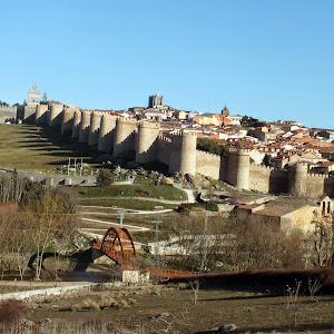 Un día en Ávila, un recorrido por su muralla
