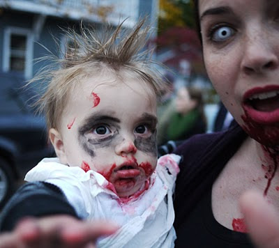 Best Halloween Zombie Costumes Make Up Ideas For Family