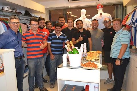 Sucesso se resume a reinauguração da loja Use Basic comandada pelo empresário Marcos Paulo. Confira!