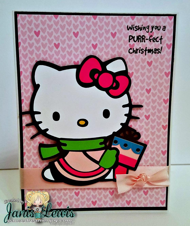 Pause Dream Enjoy: Crochet Blanket & Hello Kitty Christmas ...