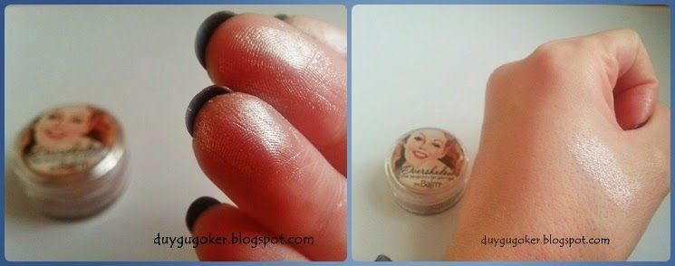 "The Balm Overshadow Mineral Far ""Work is Overrated"""