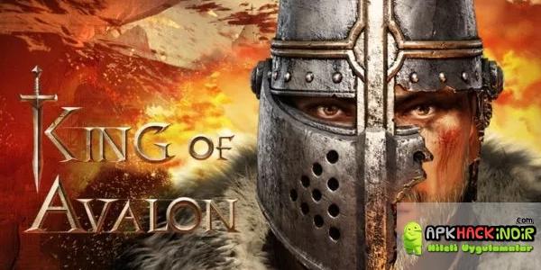 king of avalon mod apk 3.6.0