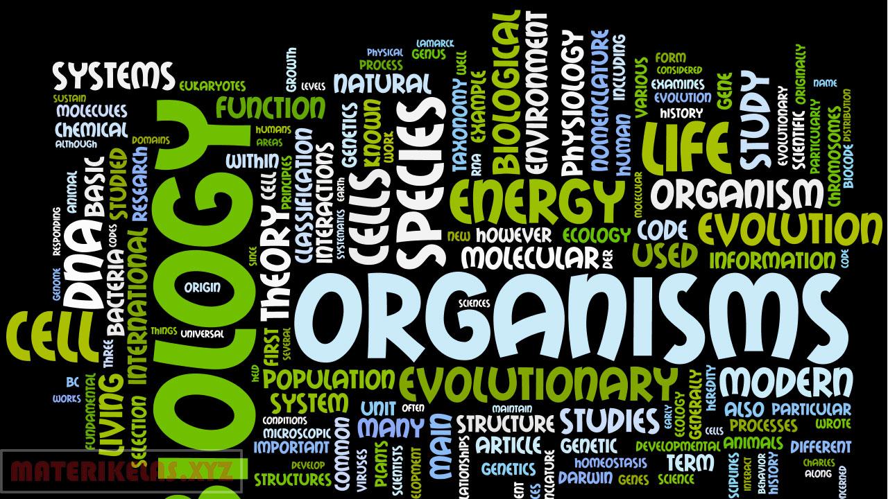 Sejarah Perkembangan Biologi