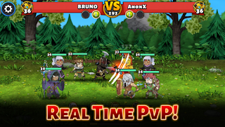 Download Game Tower Keepers V1.5 MOD Apk + Data OBB