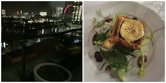 This Month I..., Ate, Experienced, Oxo Tower, bookatable.co.uk, Dinner, Food, Offer, London,