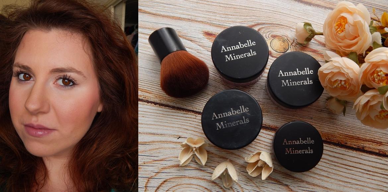 Makijaż mineralny Annabelle Minerals