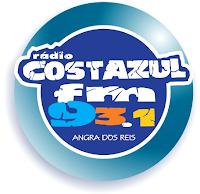 Rádio Costazul FM de Angra dos Reis ao vivo