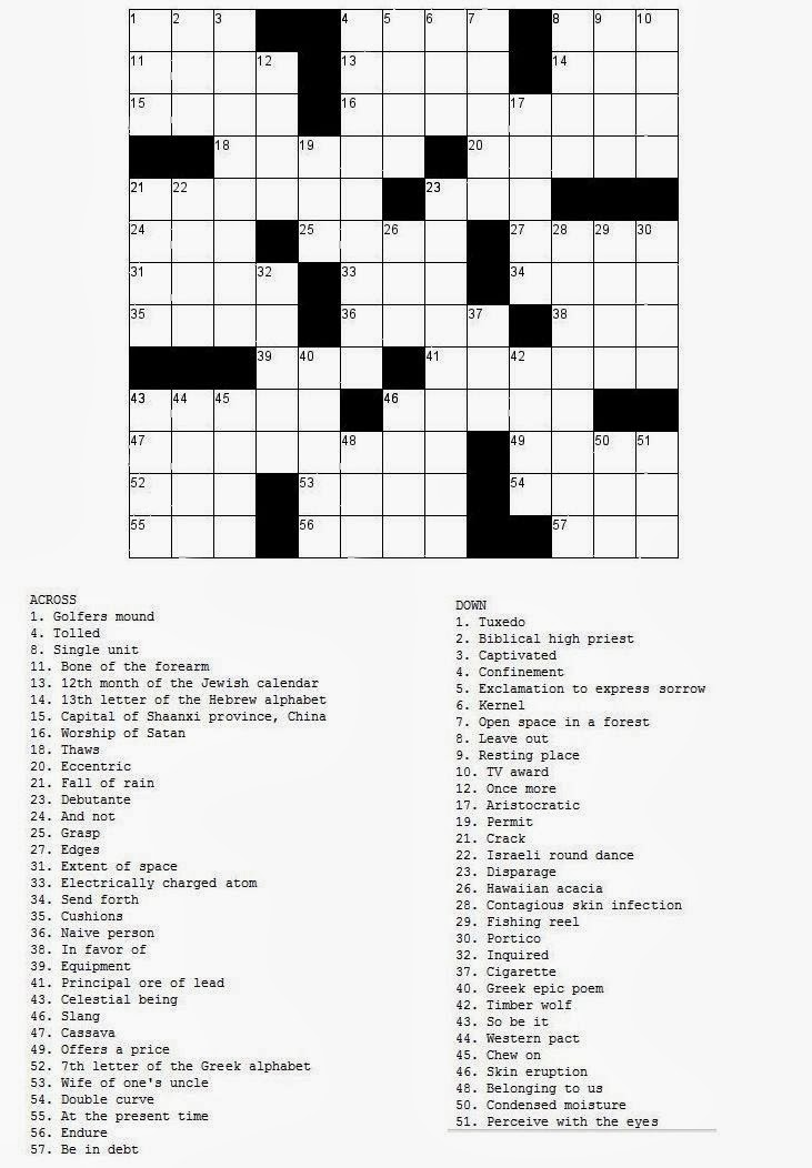 Free printable Word Search and Sudokus: November 2013