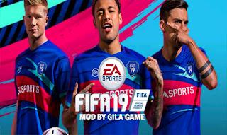 تحميل لعبة FIFA 19 MOD DLS لاندرويد مهكرة الاصدار الأخير