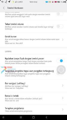 Ingin Mencoba Screen on Button Seperti Mi Mix di Smartphone Xiaomi Kamu? Ini Tutorial Cara Mudah Memunculkannya