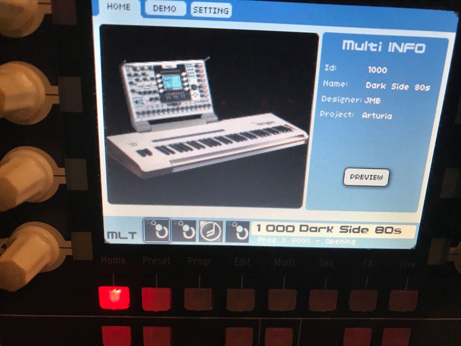 arturia software demo