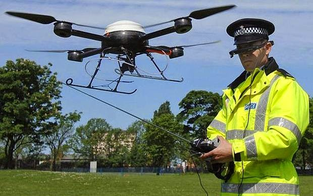 Drones in Police Work