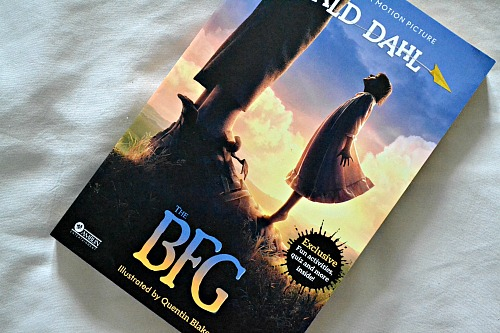 The BFG book giveaway