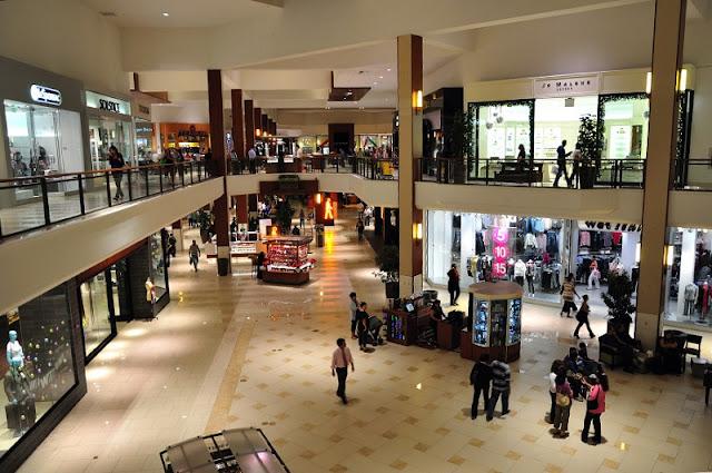 Compras no melhor shopping de Miami