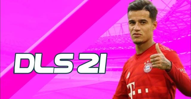 Download Dream League Soccer 2021 Mod Apk  (DLS 21)