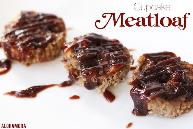 Cupcake Meatloaf Single Serving Size.  Easy to make with bison or beef.  Kid friendly, and bakes in 30 minutes.  Add mashed potatoes for frosting if you want to be fun for kids. Dinner, Weeknight, Quick, Fast, Bakes in 30 minutes. Easily Gluten Free. Alohamora Open a Book alohamoraopenabook https://alohamoraopenabook.blogspot.com/