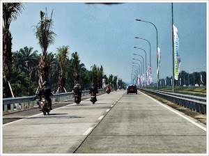 Main Road to Kualanamu (KNO) Airport