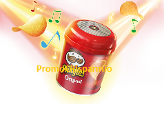 Logo Pringles : vinci 1.452 Speaker Wireless