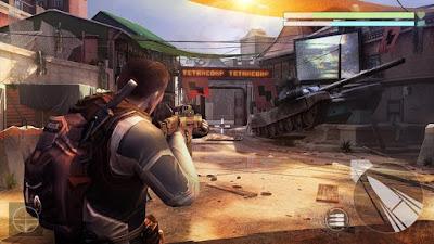 Cover Fire: shooting games APK Mod (Unlocked All Weapon) - Jayawaru
