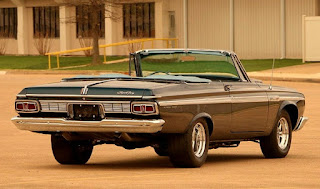 1964 Plymouth Sport Fury With 676 HP Rear Right