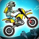 Game Zombie Shooter Motorcycle Race Download