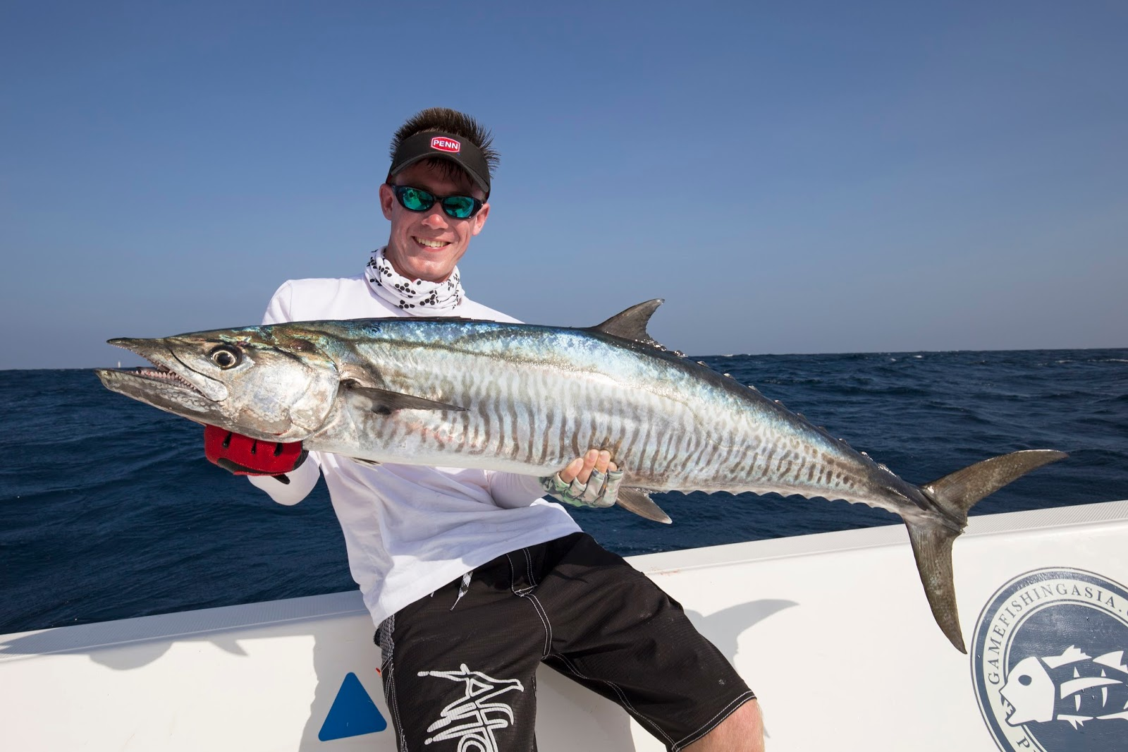 Sam edmonds fishing blog sri lanka part one saltwater for Fish in spanish