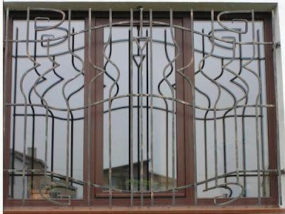 Кованые решетки в Волгограде