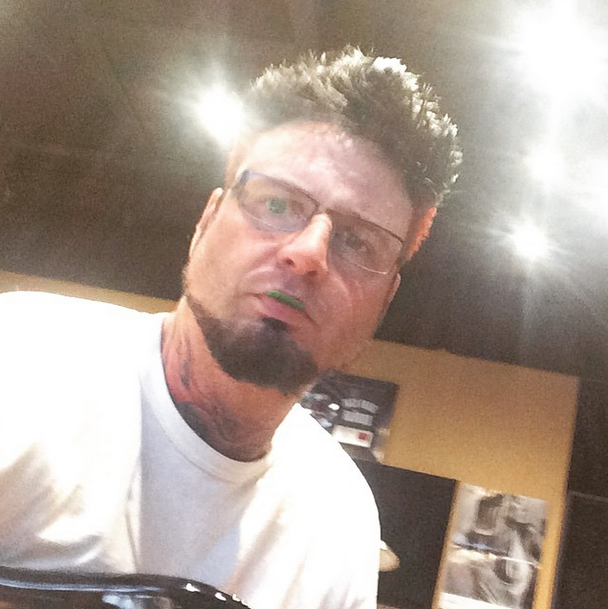 Five Finger Death Punch News: Jason Works On The Solos For