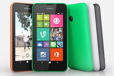 Nokia Lumia 530 Resmi Beredar di Negara Ini