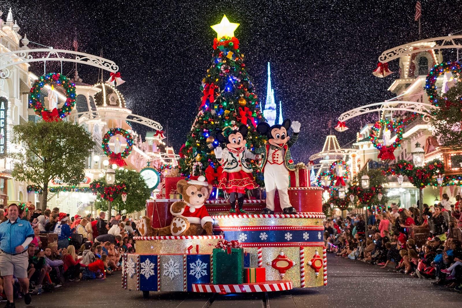 ☆ミッキーのベリーメリークリスマスパーティー2016 スケジュールの発表☆