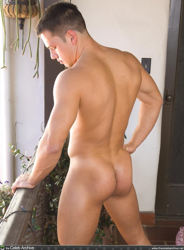 Cute nude guy butts sucking