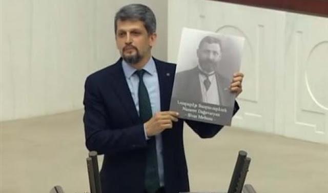 Γκάρο Παϊλάν: Μιλώντας για τη Γενοκτονία στην Τουρκική Βουλή!
